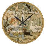 Muchacho de la grúa de Gualterio con el reloj de p