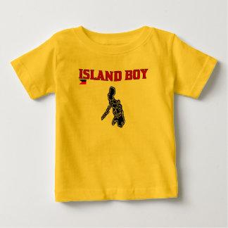 Muchacho de la isla - Filipinas Playera De Bebé