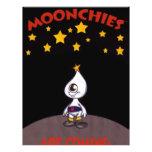 Muchacho de Moonchie Tarjeta Publicitaria