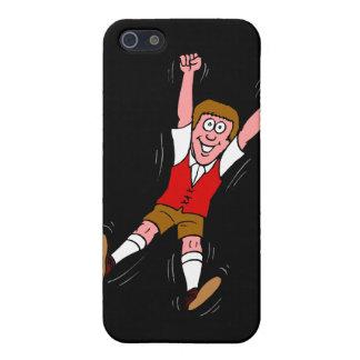 Muchacho de Oktoberfest iPhone 5 Cobertura