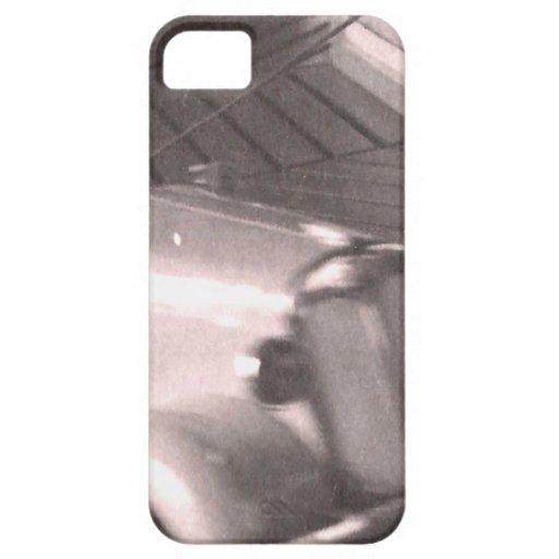 Muchacho de Racecar iPhone 5 Protector