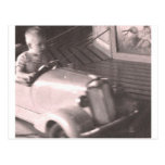 Muchacho de Racecar Postal