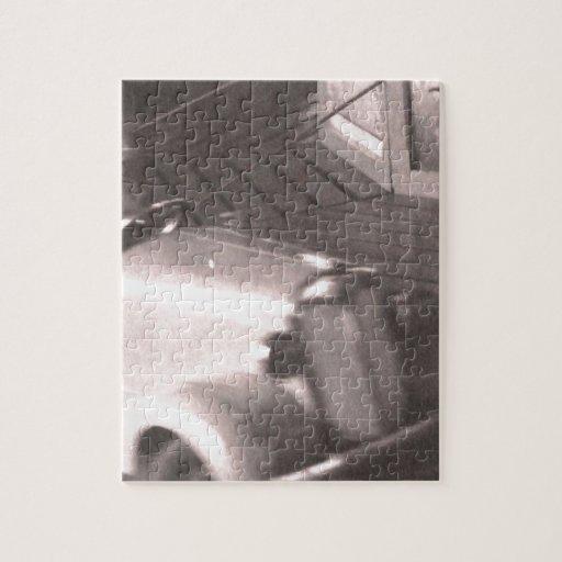 Muchacho de Racecar Puzzle Con Fotos