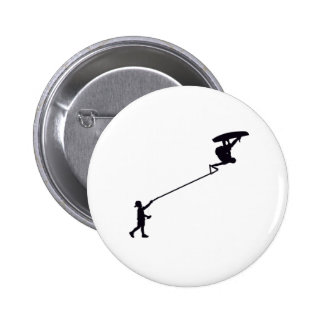 Muchacho de Wakeboard Pin
