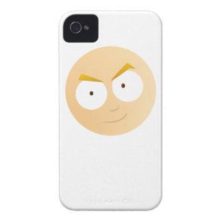 Muchacho del animado - caso de Barely There del Case-Mate iPhone 4 Protector