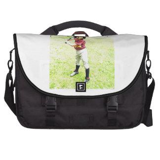 Muchacho del béisbol bolsas de portatil