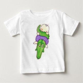 muchacho del cocodrilo camisas