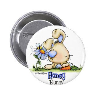 Muchacho del conejito de la miel pins