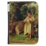 Muchacho del pastor, 1831 (aceite en el panel)