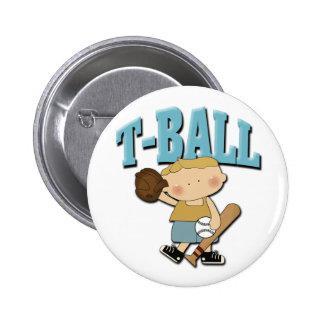 Muchacho del T-Ball Pins