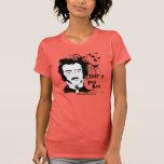 Muchacho divertido del Poe Camisetas