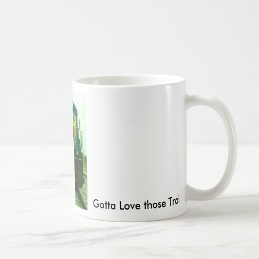 Muchacho grande taza de café