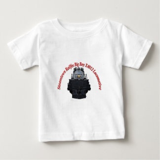 Muchacho grande X4012 del texto de Steamtown T Shirt