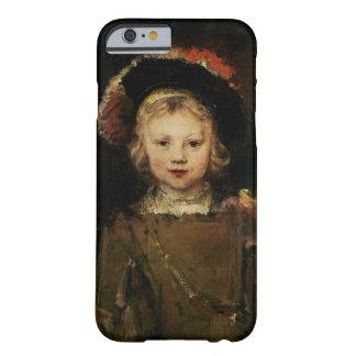 Muchacho joven en el vestido de lujo, c.1660 funda para iPhone 6 barely there