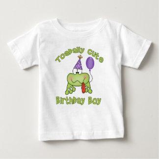 Muchacho lindo del cumpleaños de Toadally T Shirt