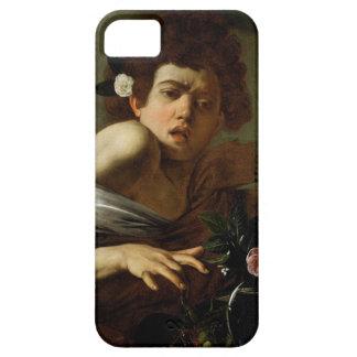 Muchacho mordido por un lagarto, c.1595-1600 funda para iPhone SE/5/5s