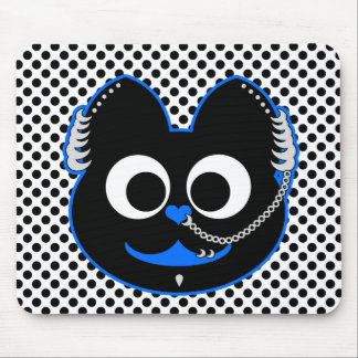 Muchacho punky Kat Mousepad