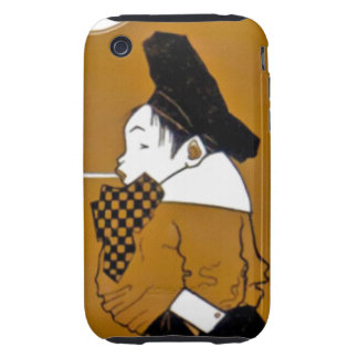 Muchacho rechoncho tough iPhone 3 protector