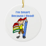 Muchacho Smart porque leí Ornamentos De Reyes