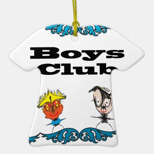 Muchachos Club.ai Ornaments Para Arbol De Navidad