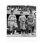 Muchachos de bola de Cleveland, 1922 Postal