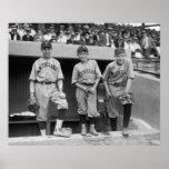 Muchachos de bola de Cleveland, 1922 Posters