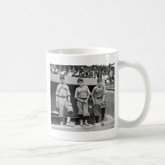 Muchachos de bola de Cleveland, 1922 Taza De Café