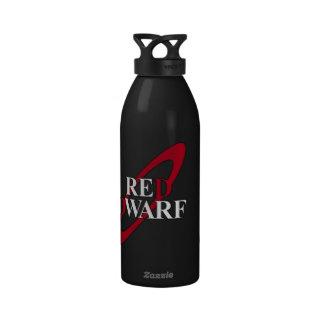 Muchachos de la botella enana botella de agua reutilizable