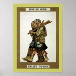 Muchachos de la formación (frontera) poster