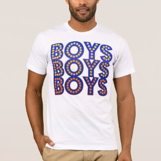Muchachos de los muchachos de los muchachos playera