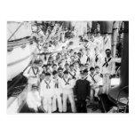 Muchachos de marinero de Nueva York: 1913 Tarjetas Postales