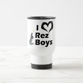 Muchachos de Rez Taza De Café
