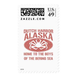 ¡Muchachos del mar de Bering! Sellos