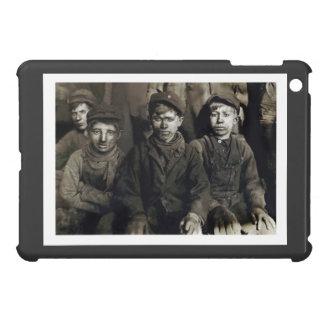Muchachos del triturador en Pittston, PA - 1911