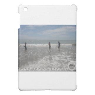 Muchachos en la playa