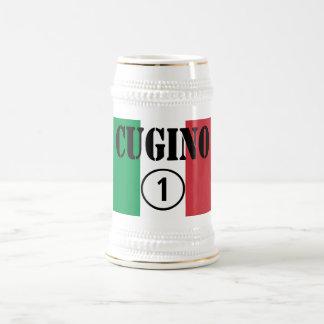 Muchachos italianos de los primos: Uno de Cugino Jarra De Cerveza