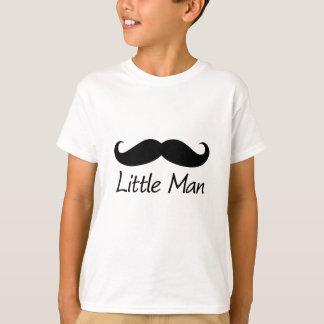 Muchachos lindos de Chevron del pequeño bigote del Poleras