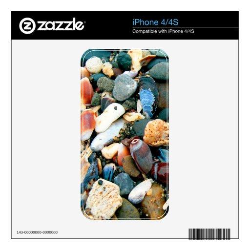 Muchas cáscaras skins para eliPhone 4