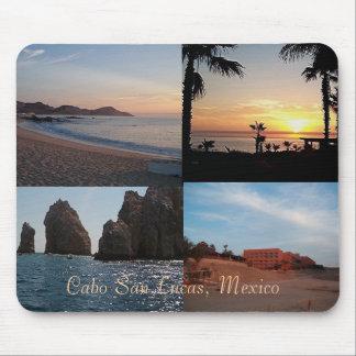 Muchas escenas del mousepad de Cabo