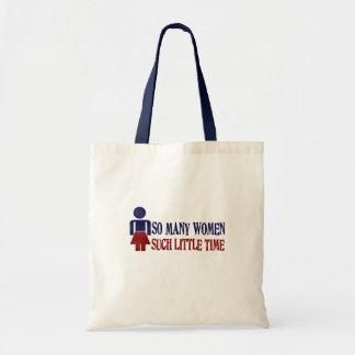 Muchas mujeres bolsas de mano