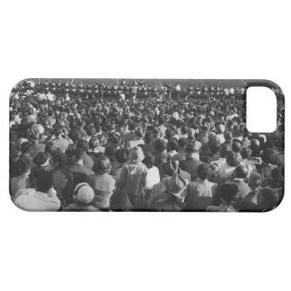 Muchedumbre en estadio iPhone 5 Case-Mate carcasas