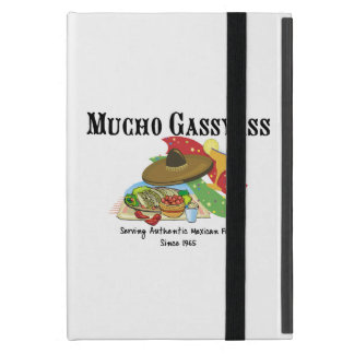Mucho Gassyass Mexican Food iPad Mini Cover