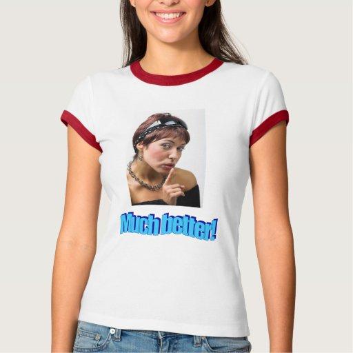 Mucho mejor camisetas