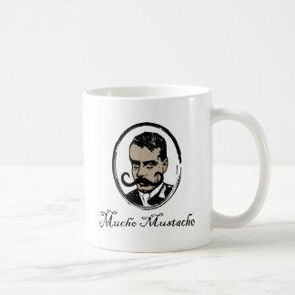 Mucho Mustacho - Zapata Mug
