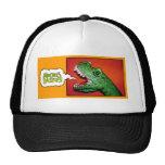 ¡Muchos Backflips! Sombrero del camionero de T-Rex Gorro