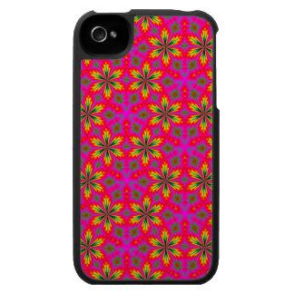 muchos colorearon el modelo abstracto iPhone 4 protectores