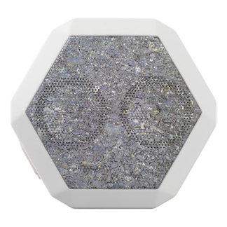 Muchos de piedra altavoces bluetooth blancos boombot REX