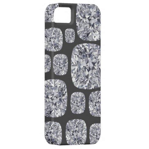 Muchos diamantes iPhone 5 Case-Mate funda
