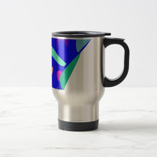 Muchos que bendicen las variaciones alegres modern taza de café