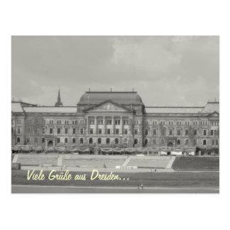 Muchos saludos de Dresden… Tarjetas Postales